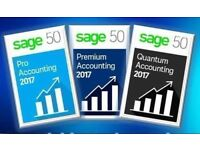 Sage Premium accounts Sage 50 Accounts Sage payroll BRAND NEW SOFTWARE FREE RECORDED DELIVERY