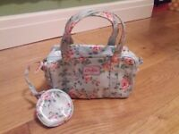 Original Cath Kids Handbag – as new, with purse