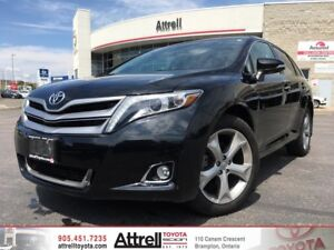 2014 Toyota Venza AWD Limited. Smart Key, Navigation, Backup Cam