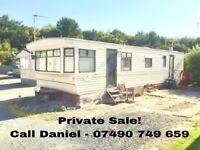 Private Sale Static Caravan!