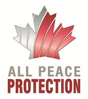 Looking for AB and BC licensed guards for full time work