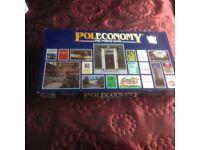 Poleconomy board game