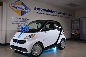 Smart Fortwo 2013 Pure Automatique Bluetooth 8 pneus