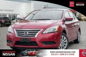 2014 Nissan Sentra,one owner low km trade,only 22700 kms