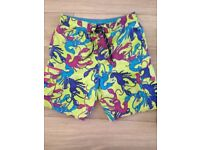 Ted Baker Swim shorts and Navy shorts age 11-12 years