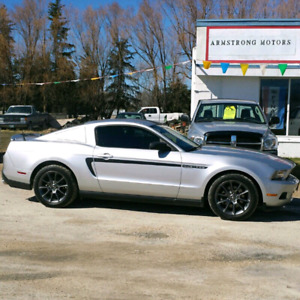 2012 Ford Mustang Club Of America Package