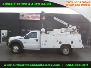 2012 Ford Super Duty F-550 DRW XLT 3202