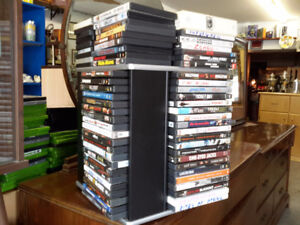 Collection of 120 DVD ' S MOVIES ONLY $120.00