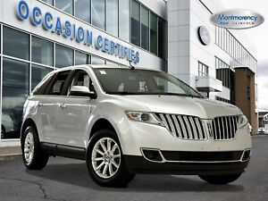 2013 Lincoln MKX CUIR+TOIT+GPS+MAG