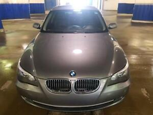 2008 BMW 535i ONE OWNER NO ACCIDENTS ONLY 109080KM