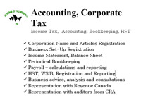 Icons & Numbers - Accounting for business and investors