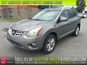2012 Nissan Rogue SV | Heated Seats, Bluetooth, Rear Camera
