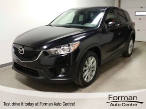 2015 Mazda CX-5 GT - Local   One Owner   Navi   Leather