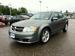 2012 Dodge Avenger SXT FWD *Heated Cloth*