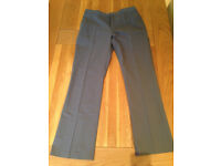 DKNY Smart Men's Grey Trousers (34R) (never worn) JUST REDUCED