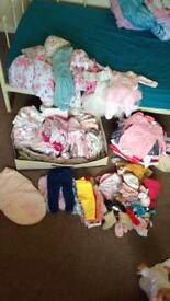 HUGE baby girls bundle