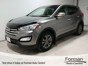 2013 Hyundai Santa Fe Sport 2.4 Luxury - Local trade | Heated...
