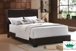 Comes in Full or Queen size! Includes headboard, footboard and r