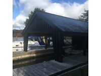Boat House and Mooring to rent in Horning