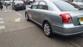 Toyota avensis sandwell plated