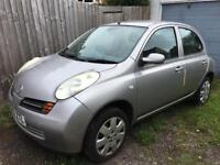 Nissan Micra 1.4 SE only 44000 miles!