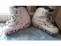 Chris Haffey aggressive skates UK size 11
