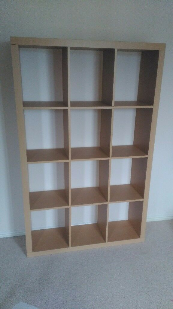 bhs 12 cube storage unit cubby hole shelves in newton le willows merseyside gumtree. Black Bedroom Furniture Sets. Home Design Ideas