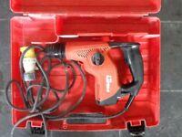Hilti TE7 Rotary Hammer Drill