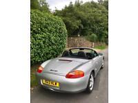 Porsche Boxster 2.7 only 56,000 miles