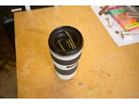 Canon EF 70-200mm F/4L USM lens - NEW OPTICS!