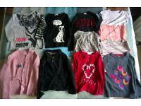 Girls clothes bundle age 4-7
