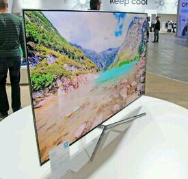 "Samsung UE65KU6400 65"" 4K HDR Ultra-HD Smart LED TV 1600 PQI screen mirror."