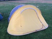 Quechua 3 Man Pop up tent