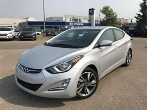2016 Hyundai Elantra GLS- HEATED SEATS, BACK UP CAMERA