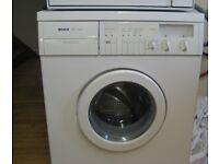 "washing machine 'Bosch"" working perfect very clean!"
