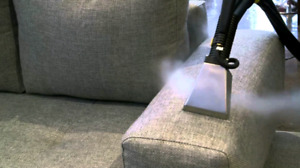 Professional steam cleaning services