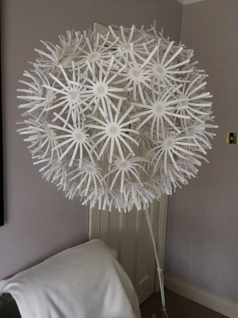 Ikea Dandelion Floor Lamp In Finaghy Belfast Gumtree