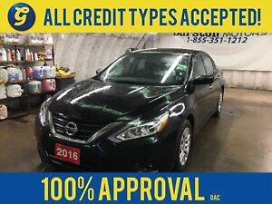 2016 Nissan Altima S*PUSH BUTTON START*BACK UP CAMERA*FOG LIGHTS