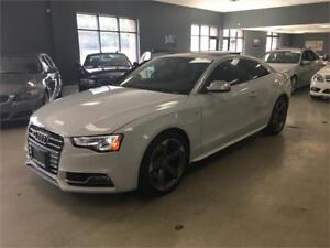 2015 Audi S5 Technik*ONE OWNER*AUDI WARRANTY*FULLY LOADED*