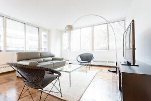 3,5 Spacieux Côte-des-Neiges / Large 1 bedroom apartment in CDN