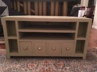 French style TV cabinet