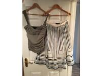 Coast top and skirt size 12