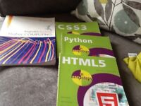 Higher computing school text books