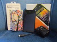 Nokia Lumia 635 (w/ phone case & screen protector)