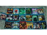 19 Mixed Blu ray Bundle like new and some sealed