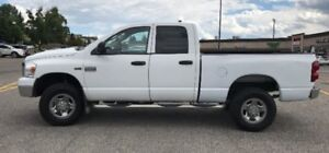 2007 Dodge Ram 2500 4x4 - quad cab - company truck - runs great!