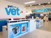 PETstock VET (Australia) IS HIRING - Part Time or Full Time Veterinarians - NSW Sydney Area