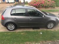 Volkswagen Golf Fsi 1.6 2007 Automatic