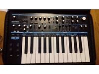 Novation Bass Station II and Novation Soft Case - Good as New, used for about 6 hours