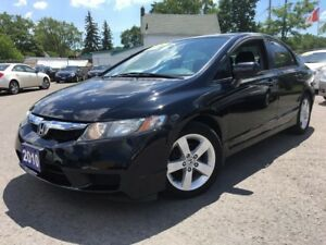 2010 Honda Civic Sport - MOONROOF!